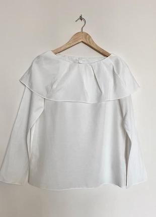 Блуза cos зі шовком