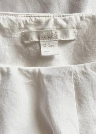 Блуза cos зі шовком4 фото
