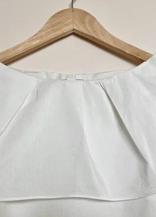 Блуза cos зі шовком3 фото