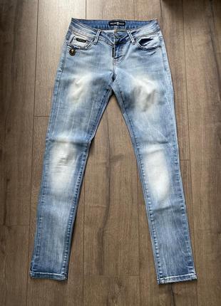 Женские джинсы брюки philipp plein