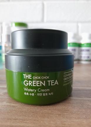 Крем для лица tony moly chok chok watery cream