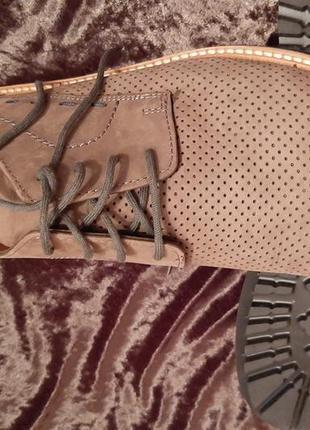 Туфли мужские кожаные фирмы helvesko швейцария.6 фото