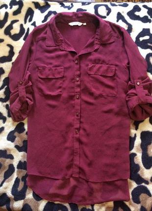 Шикарная блуза new look, размер с-м