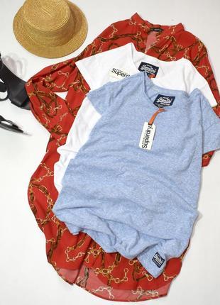 Блакитна базова сорочка