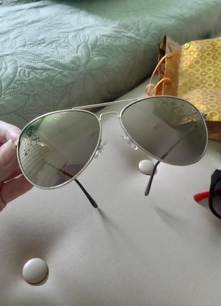 Очки от солнца,капли,солнцезащитные,h&m.2 фото