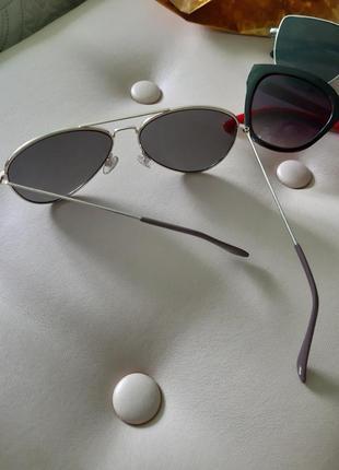 Очки от солнца,капли,солнцезащитные,h&m.4 фото