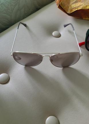 Очки от солнца,капли,солнцезащитные,h&m.6 фото