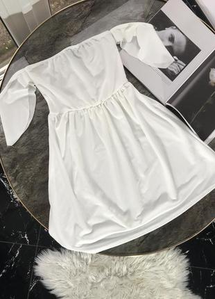 Платье сарафан boohoo petite мини xs-s