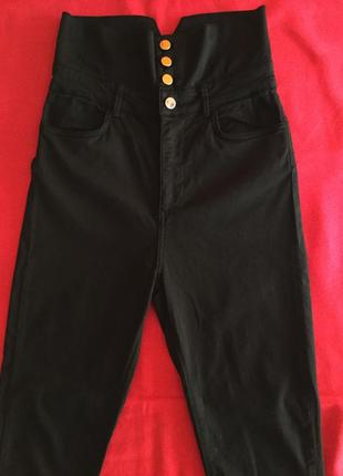 Завужені брюки від італійськоі🇮🇹🇮🇹🇮🇹🇮🇹zara стан ідеальний!!!1 фото