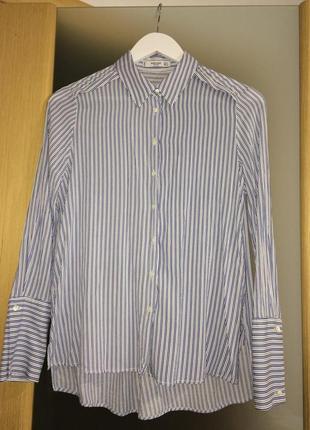 Стильна полосата сорочка mango