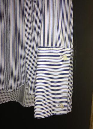 Стильна полосата сорочка mango3 фото
