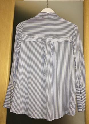 Стильна полосата сорочка mango4 фото