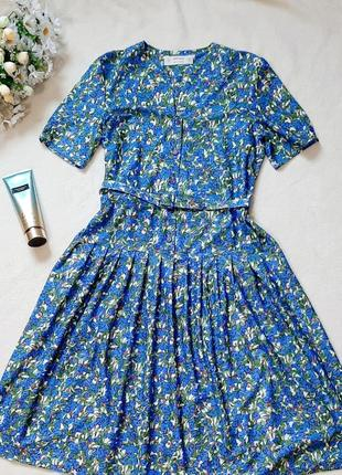 Платье винтаж ретро💐💐💐 сукня шикарна