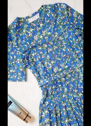 Платье винтаж ретро💐💐💐 сукня шикарна3 фото
