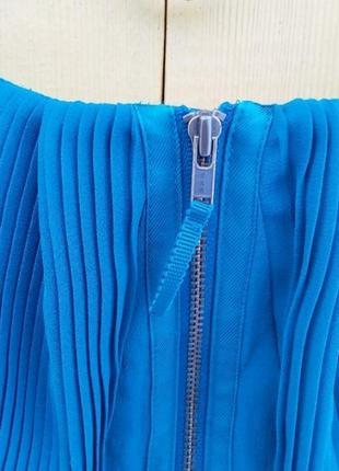 💯шелковое платье оригинал плиссе изумруд karen millen7 фото