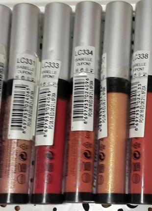 Блеск для губ hi-gloss lipcolour isabell dupont