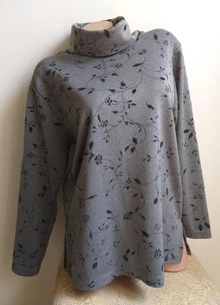 Свитшот. толстовка. теплый лонгслив. водолазка. свитер. пуловер.2 фото