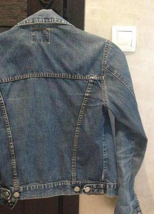 Джинсовая куртка onyx