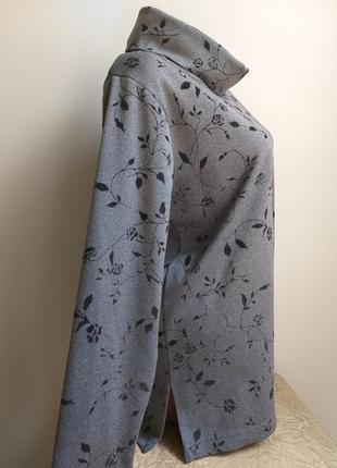 Свитшот. толстовка. теплый лонгслив. водолазка. свитер. пуловер.3 фото