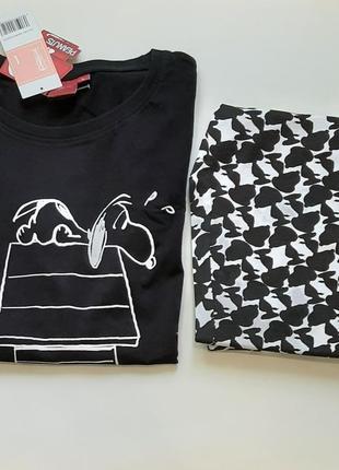 Пижама,  домашний костюм,  футболка и штаны