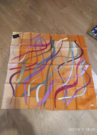 Шелковый платок vakko