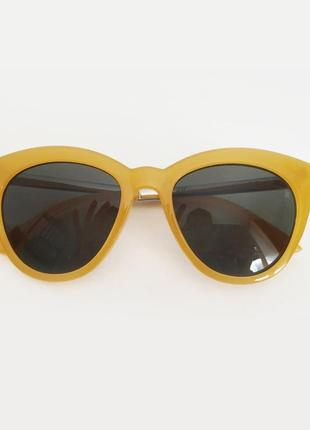 H&m стильные новые солнцезащитные очки качество!