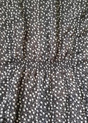 Блузка, блуза в горошек6 фото