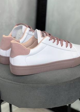 Кеды белые кросовки2 фото