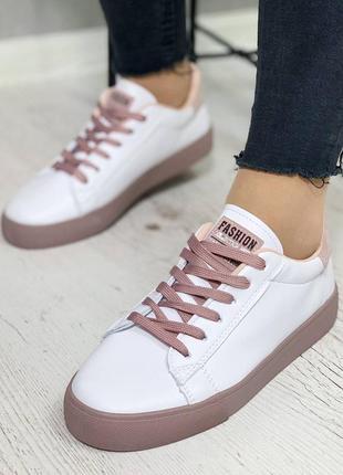Кеды белые кросовки3 фото