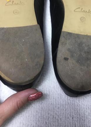 Лоферы, туфли кожаные.5 фото