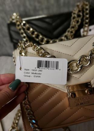Новая стильная сумка guess гесс6 фото