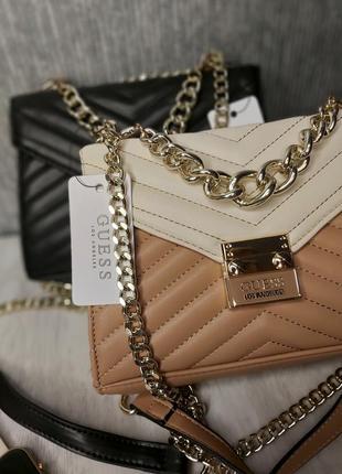 Новая стильная сумка guess гесс3 фото