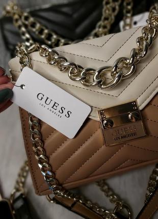 Новая стильная сумка guess гесс4 фото