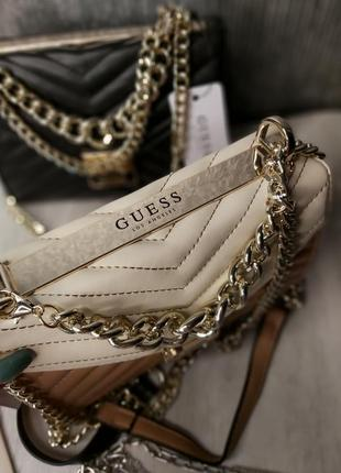 Новая стильная сумка guess гесс5 фото