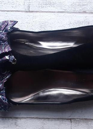 Новые балетки туфли tommy hilfiger dancer оригинал из америки р. 38-39 на узкую ногу