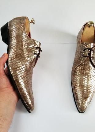 Jeffery-west adamant туфли туфлі
