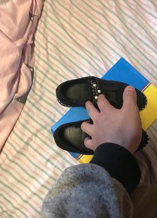 Чёрные туфли4 фото