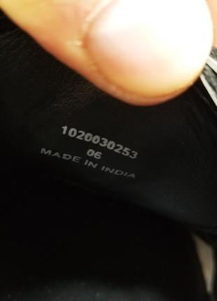 Черные броги туфли5 фото