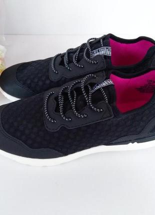 Кроссовки спортивные текстильные размер 36 евро от h&m