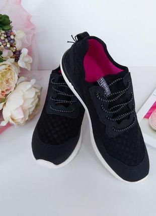 Кроссовки спортивные текстильные размер 36 евро от h&m2 фото