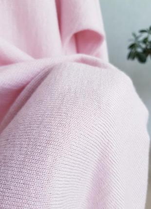 Розовая блуза джемпер со съемным воротником xs s  phase eight8 фото