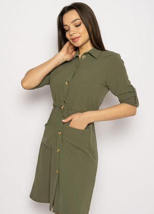 Платье-рубашка3 фото