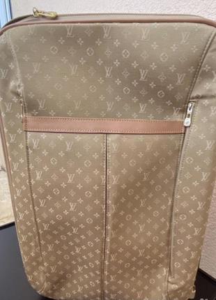 Оригинал louis vuitton чемодан