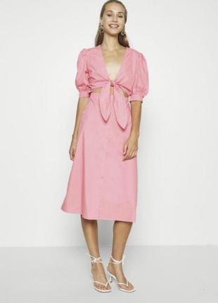 Плаття на завязки платье