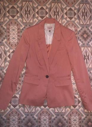 Классный  пиджак стильный2 фото