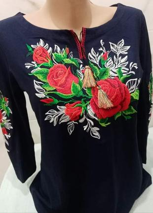 Вишиванка женская,кофточка,блузка