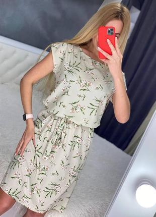 Нежное платье2 фото