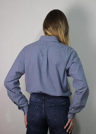 Рубашка в клетку ralph lauren polo4 фото