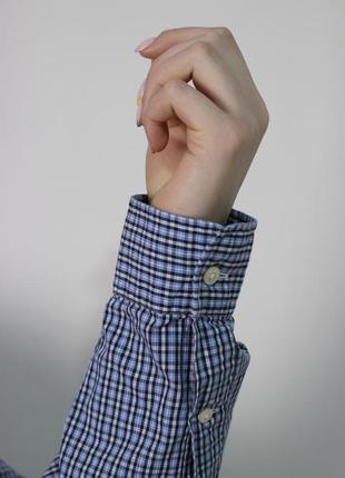 Рубашка в клетку ralph lauren polo5 фото