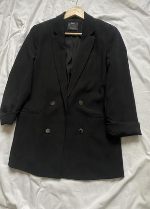 Базовый пиджак bershka